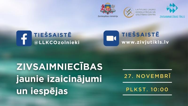 """Konference """"Zivsaimniecības jaunie izaicinājumi un iespējas"""""""